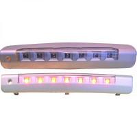 Feu stop additionnel Version LED chrome OPEL ASTRA H de 04 à 09