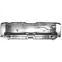 Panneau arrière tôle d'extrémité 3 portes OPEL CORSA B de 93 à 00 - OEM : 184393