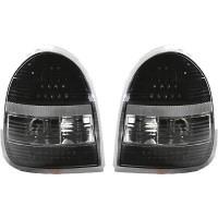 Kit de feux arrières version LED noir OPEL CORSA B de 93 à 00