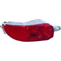 Feu antibrouillard arrière gauche OPEL CORSA C de 00 à 03 - OEM : 1223015