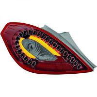 Kit de feux arrières noir OPEL CORSA D de 06 à 14
