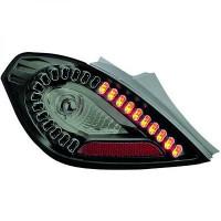 Kit de feux arrières noir rouge OPEL CORSA D de 06 à 14