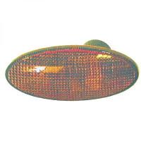 Feu clignotant latéral orange OPEL VECTRA B de 95 à 02 - OEM : 1713008