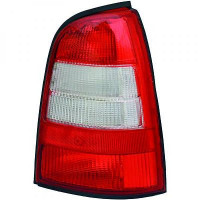 Feu arrière gauche blanc OPEL VECTRA B de 95 à 98 - OEM : 6223167