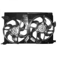 Ventilateur refroidissement du moteur Diamètre [mm]: 315 OPEL VECTRA C de 02 à 05 - OEM : 6341154