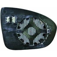 Miroir (asphérique) de rétroviseur coté gauche OPEL MERIVA B de 2010 à >> - OEM : 1428488