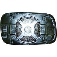 Miroir (convexe) de rétroviseur coté gauche VOLKSWAGEN POLO (6N1) de 95 à 03