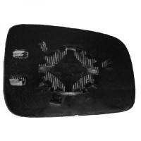 Miroir (asphérique) de rétroviseur coté gauche VOLKSWAGEN CADDY 3 de 04 à >>