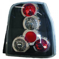 Kit de feux arrières version LED blanc/rouge VOLKSWAGEN LUPO de 97 à 0