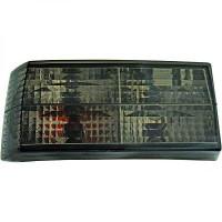 Kit de feux arrières noir fini brillant VOLKSWAGEN GOLF 1 de 78 à 93