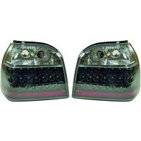 Kit de feux arrières version LED noir VOLKSWAGEN GOLF 3 de 91 à 97