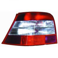 Kit de feux arrières blanc rouge VOLKSWAGEN GOLF 4 de 97 à 03 - OEM : Z052010