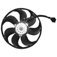 Ventilateur refroidissement du moteur Diamètre 1/diamètre 2 [mm]: 350 VOLKSWAGEN GOLF 4 de 96 à 03 - OEM : 1J0 959 455 S