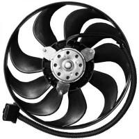 Ventilateur refroidissement du moteur Diamètre 1/diamètre 2 [mm]: 290 VOLKSWAGEN GOLF 4 de 96 à 03 - OEM : 1J0959455P