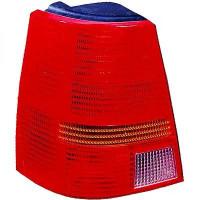 Feu arrière gauche rouge VOLKSWAGEN GOLF 4 de 99 à 03 - OEM : 1J9945095AA