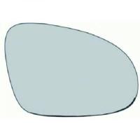 Miroir (asphérique) de rétroviseur coté gauche VOLKSWAGEN GOLF 5 de 03 à 08 - OEM : 7m3857521e