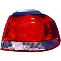 Feu arrière gauche extérieur VOLKSWAGEN GOLF 6 de 08 à 12 - OEM : 5K0945095E