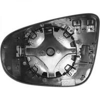 Miroir de rétroviseur coté gauche VOLKSWAGEN GOLF 6 de 08 à 12 - OEM : 5K0857521