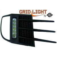 Kit de feux diurnes version : GTD/GTI VOLKSWAGEN GOLF 6 de 08 à 12