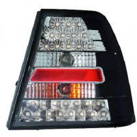 Kit de feux arrières version LED noir VOLKSWAGEN BORA de 98 à 05