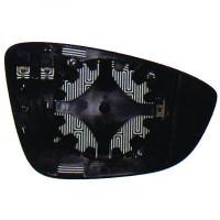 Miroir (convexe) de rétroviseur coté droit VOLKSWAGEN SCIROCCO de 08 à 14 - OEM : 3C8857522