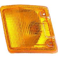 Feu clignotant gauche jaune VOLKSWAGEN TRANSPORTEUR 3 de 79 à 91 - OEM : 251953141