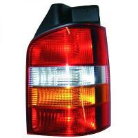 Feu arrière gauche orange VOLKSWAGEN TRANSPORTEUR 5 de 03 à 09 - OEM : 7H0945095J