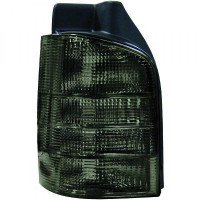 Kit de feux arrières noir pour modèles hayon arrière VOLKSWAGEN TRANSPORTEUR 5 de 03 à 09