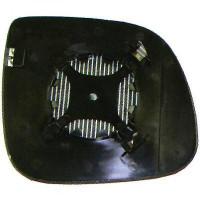 Miroir (convexe) de rétroviseur coté droit VOLKSWAGEN TRANSPORTEUR 5 de 09 à 15 - OEM : 7E1857522H
