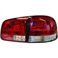 Kit de feux arrières version LED blanc/rouge VOKSWAGEN CRAFTER de 02 à 10
