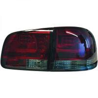 Kit de feux arrières version LED rouge/noir VOKSWAGEN CRAFTER de 02 à 10