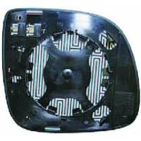 Miroir (asphérique) de rétroviseur coté gauche VOLKSWAGEN TOUAREG de 07 à 09 - OEM : 7L6857521K