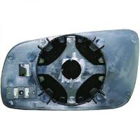 Miroir (asphérique) de rétroviseur coté gauche SEAT ALHAMBRA / VW SHARAN de 98 à 04 - OEM : 7M0857521E