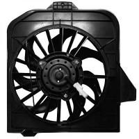 Ventilateur refroidissement du moteur droit CHRYSLER VOYAGER 4 (RG, RS) de 01 à 07 - OEM : 4809171AF