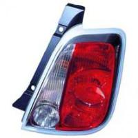 Feu arrière droit FIAT 500 + ABARTH de 07 à 15 - OEM : 51885544