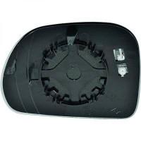 Miroir de rétroviseur coté droit (pour option dégivrant) FIAT 500 de 2013 à >>