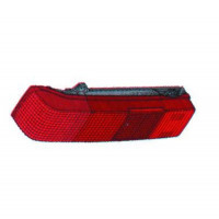 Feu arrière gauche rouge FIAT CINQUECENTO (170) de 92 à 98 - OEM : 46434354