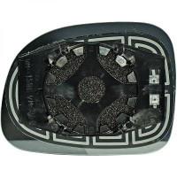 Miroir de rétroviseur coté droit (pour option dégivrant) FIAT PANDA (312, 319) de 2012 à >>