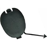 Cache crochet remorquage arrière , à peindre FIAT PUNTO (176) de 93 à 99