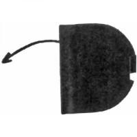 Cache crochet remorquage avant FIAT PUNTO (188) de 99 à 03