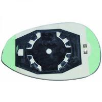 Miroir (convexe) de rétroviseur coté gauche FIAT GRANDE PUNTO (199) de 05 à >> - OEM : 71740498