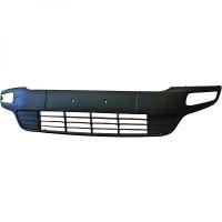 Bandeau de pare chocs avant FIAT PUNTO EVO (199) de 09 à 12 gris noir sans antibrouillards - OEM : 735517147