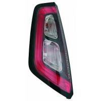 Feu arrière gauche noir FIAT PUNTO EVO (199) de 09 à 12 - OEM : 51895398