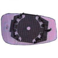 Miroir (convexe) de rétroviseur coté gauche FIAT STILO (192) de 01 à 07 - OEM : 71718830
