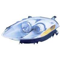 Phare principal droit H1/H1 FIAT BRAVO 2 (198) de 07 à 09 - OEM : 51757534
