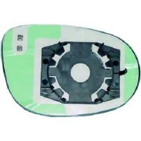 Miroir (asphérique) de rétroviseur coté gauche FIAT CROMA (194) de 05 à 11 - OEM : 71741314