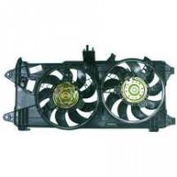Ventilateur refroidissement du moteur avec climatisation FIAT DOBLO (119, 223) de 01 à 05 - OEM : 51718489
