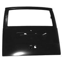 Porte arrière Équipement : pour modèle équipé de vitre arrière fixe FIAT DOBLO (119, 223) de 01 à 10 - OEM : 98808068