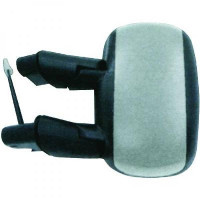 Rétroviseur extérieur droit Réglage électrique FIAT DOBLO (119, 223) de 01 à 09 - OEM : 735296227