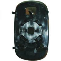 Miroir (convexe) de rétroviseur réversible droit ou gauche FIAT DOBLO (119, 223) de 01 à 09 - OEM : 71718326